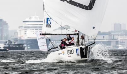SKBUe-Team in Kiel 2015