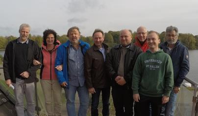 Teilehmer der SKBUe-SSS-Ausbildung 2018/2019